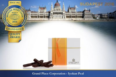 Grand Place Corporation - Iyokan Peal_S